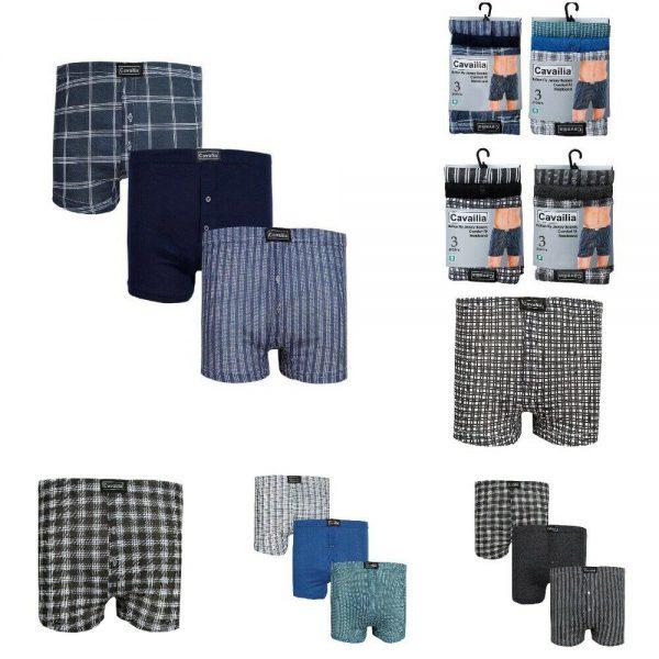 Printed Men's Boxer Shorts